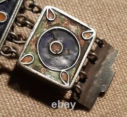 Ancient Berber Bracelet Kabyle Ethnic