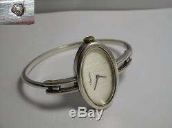 Antique A. Barthelay Silver Watch