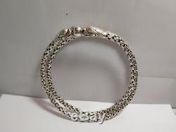 Beautiful Old Belt Indochine Sterling Silver