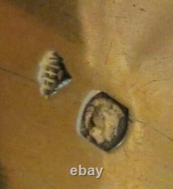 Calice Patene Anciens Silver Vermeil 19th Chalice Paten Silver Gilt Box