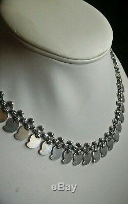 Creator Silver Necklace Former Head Of Minerva Punch
