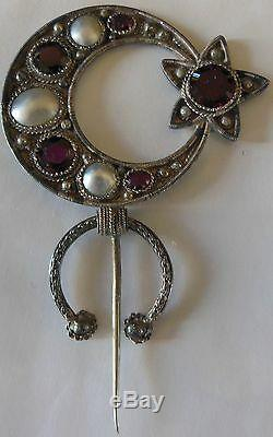 Fibules Berberes Ancient Morocco Ethnic Jewelry Maghreb