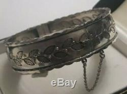 Former Bangle Sterling Silver Sets René Sitoleux Great Guy