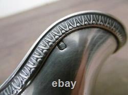 Former Milk Pot Cremier Solid Silver Minerve Empire Decorations
