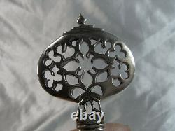 Former Rare Great Cle Chambellan Chamberlain Argent Massif 119g Silver Key