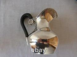 Former Silver Milk Pot Xixth Holland. Pourer. Antique Silver Milk Jig