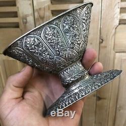 Islamic Art Sterling Silver Ancient Persia Iran Islam Turkey Silver Arabic