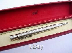 Jif Mine Door Pen In Sterling Silver Old Collection 1930