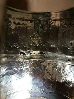 Large Bracelet Old Silver Massive 114 Grams Ethnic