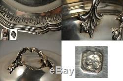 Legumier Ancient Sterling Silver Minerva 1.765kg