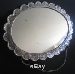 Mirror Old Wedding Sterling Silver 900 Silver Mirror Wedding Modesty