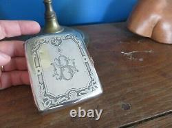 Old Cigarette Case Or Other Solid Silver Box Minerve 1st Title 105gr