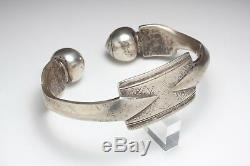 Old Silver Anklet Mauritania Morocco Berber