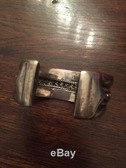 Old Sterling Silver Bracelet