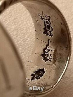 Old Tastevin In Sterling Silver From 1760 Punches XVIII Century Silver Wine