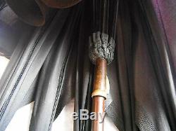 Old Umbrella Pommel In Sterling Silver Louis XVI Umbrella Silver Decor