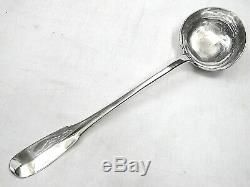 Silver, Sterling Silver Ancien Regime, Ladle
