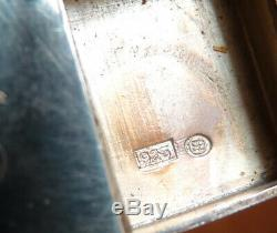 Silver Transmission Former Drugs Pills Silver Pill Box Chaffois