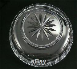 Very Beautiful Salad Bowl / Sterling Silver Cup Old Trophy Horse Biarritz 1,010 KG