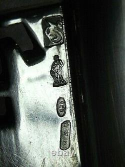 ANCIENNE RARE GRANDE CLE CHAMBELLAN CHAMBERLAIN ARGENT MASSIF 119 gr SILVER KEY