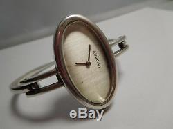 Ancienne montre A. Barthelay argent massif