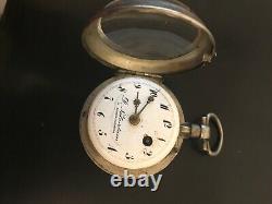 Ancienne montre gousset Signée G. Chopard