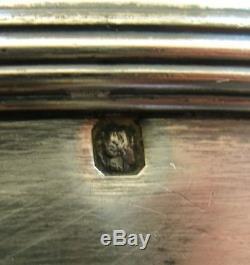 BOL en ARGENT, bol en argent massif, minerve, 160 grammes, BOL à OREILLES, ANCIEN